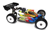 BittyDesign Force Clear body for Kyosho MP9 TKI 2-3