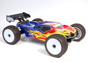 Jconcepts Illuzion - Mugen MBX6-T - Punisher Body