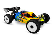 JConcepts Silencer - Mugen MBX-7 & MBX-8 Body – Light-weight
