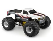 JConcepts 2014 Chevy 1500 MT Single Cab Body - Clear