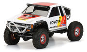 Pro-Line 1985 Toyota HiLux SR5 Clear Body (Cab only)