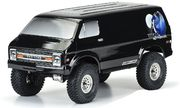 Pro-Line 70's Rock Van Tough-Color (Black) Body for 313mm WB Crawlers