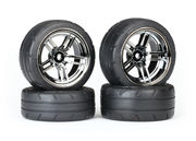 "Traxxas Tires & Wheels Response 1.9"" Touring VXL Rated (4)"