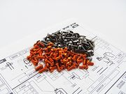 Hiro Seiko Xray T4-19 Alu Orange & Titan Screw Set (109pcs)