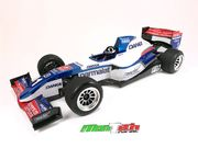 Mon-Tech Racing F15 1:10 Formula Clear Body