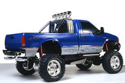 Tamiya Ford F350 High-Lift - 4X4 3-Speed