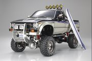 Tamiya Toyota Hilux High Lift 4x4 - 3Speed