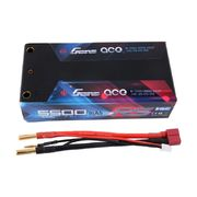 Gens ace 5500mAh RS 100C 2S 7.6V High Voltage Shorty Lipo
