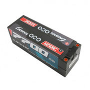 Gens Ace 7700mAh 15.2V High Voltage 120C 4S1P Series Black HardCase Lipo With 5mm Plugs