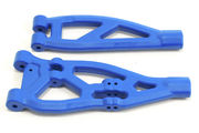 RPM Front Upper & Lower A-arms  for Arrma (6S) - Blue