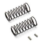 Team Associated 12mm Front Spring Gray 3.45 lb (2)