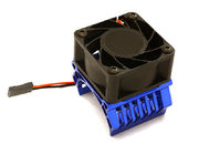 Integy 36mm Motor Heatsink 40 x 40mm Cooling Fan 17k rpm For Traxxas 1/10 4x4 Models
