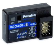 Futaba Receiver 4 channels 2.4G S-FHSS Micro