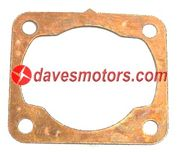 "DDM  .012"" (0.30mm) Copper Cylinder Gasket for 4 - Bolt RC Engines"
