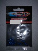 Hobbypro Hex Screw 3x6mm Blue (10)
