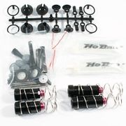 HoBao Hyper SS / Cage Front & Rear 17mm Shock Absorber Set