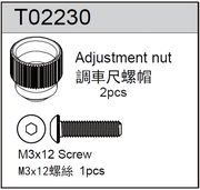 TeamC Adjustment Nut (2) - TM2SC
