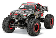 Tamiya RC Rock Shocker Truck (CR01) - Kit