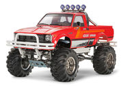 Tamiya Toyota 4x4 Pick-Up Mountain Rider