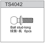 TeamC Ball Stud - Long (6)