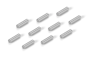 Hudy Set Of Replacement Drive Shaft Pins 2.5x10 (10)