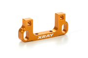 Xray Alu Rear Lower 1-Piece Suspension Holder - Rear - RR