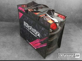 BittyDesign Carry Bag for 1/10 On-road bodies