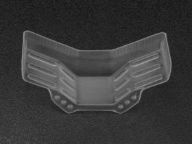 "JConcepts ""Finnisher"" B5 Front Wing (Wide) (2)"