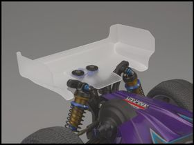 Jconcepts Aero Rear Wing - B5M
