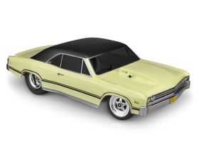 JConcepts 1967 Chevy Chevelle - Clear Body