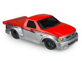 JConcepts 1999 Ford F-150 Lightning - Clear Body