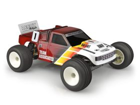 JConcepts – Original RC10T Team Truck Body - Clear