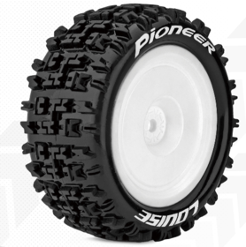 "Louise Tire & Wheel Rear E-PIONEER 2,2"" Soft (2)"