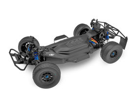 JConcepts Chassis Over Tray (Clear) (SC10 4x4)
