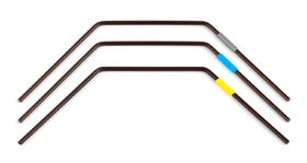 Team Associated FT Front Anti-roll Bar Set 1.3mm, 1.4, 1.5