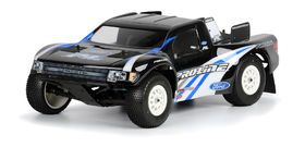 Pro-Line Ford F-150 SVT Raptor body (Clear unpainted)