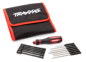 Traxxas Speed Bit Master Set Hex & Nut Driver (13-pieces)