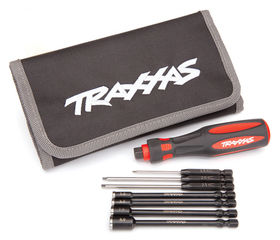 Traxxas Speed Bit Master Set Hex & Nut Driver (7-pieces)