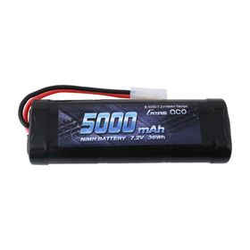 Gens ace 5000mAh 7.2V NIMH Battery with Tamiya Plug