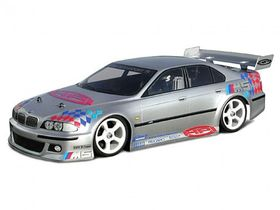 HPI-Racing BMW M5 Body - Clear - (200mm)