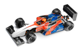 Xray X1'21 - 2WD 1/10 Formula-1 On-Road Car