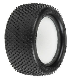Pro-Line 2.2 Inch Pin Point Buggy Rear Tires With Inserts - Z3 (2)