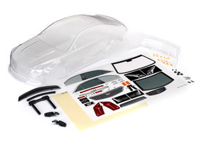 Traxxas Body Cadillac CTS-V Clear