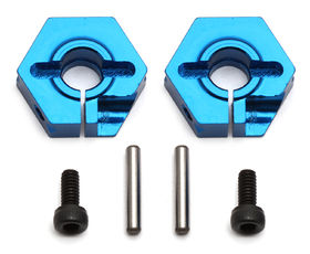 Team Associated Clamping Hex, front (2) (B5/B5M)