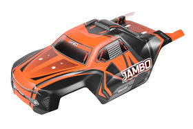 Team Corally  Body Jambo XP 6S - Pre-painted (1)