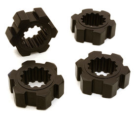 Integy Billet Machined 24mm Hex Adapter For X-Maxx