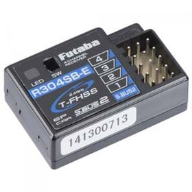 Futaba Receiver 4-CH - 4PLS 2.4G T-FHSS With Internal Antenna