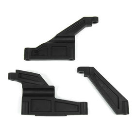 Tekno RC Chassis Brace Set (front/rear/center)