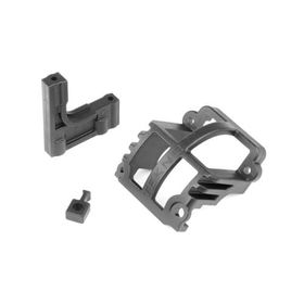 Tekno Split Center Diff Mount (composite, requires TKR9010, EB/ET48 2.0)