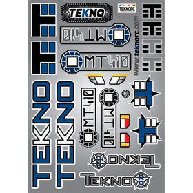 Tekno RC Decal Sheet (MT410)